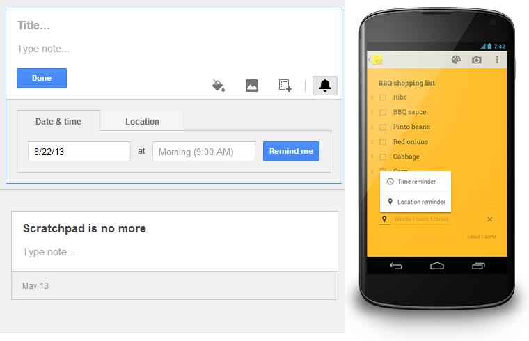 Google Keep Gets Location Aware Reminders 377269 2